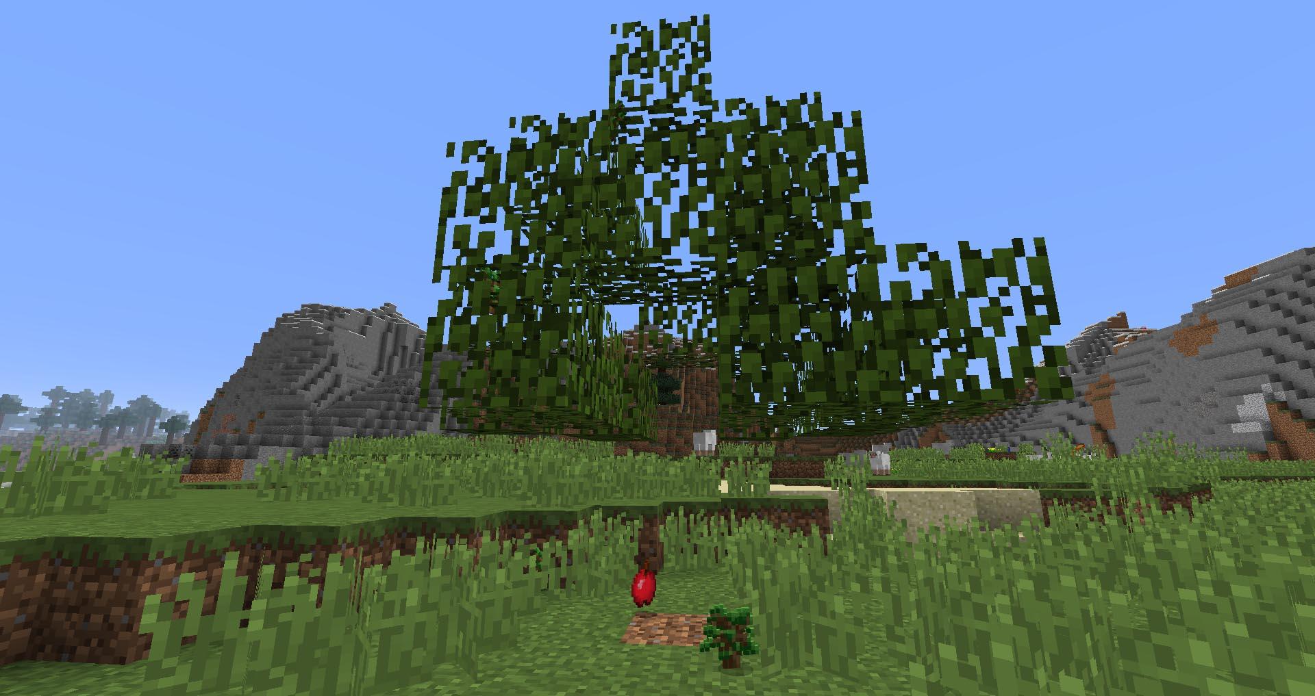 美しい Roofed Forest M Pixelmon Mozyao Blogspot Com